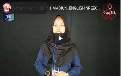 Vaberta Putri_SMKN 1 MADIUN_ENGLISH SPEECH_IMPROVING OUR ECONOMIC CONDITION DURING THIS PANDEMIC ERA
